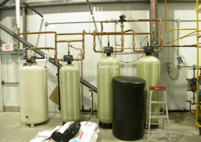Fernbrook Springs Water Treatment System