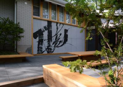Japanese-Inspired Deck